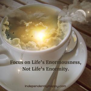 enormousness-enormity