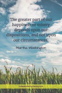 positive disposition
