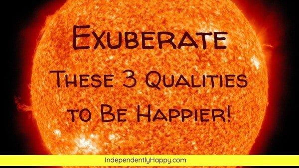 exuberate