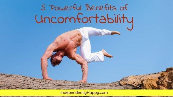 uncomfortability